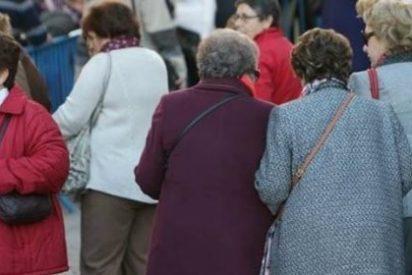 El número de pensiones en C-LM se situó en 359.471 en marzo de 2015