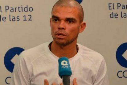 """Pepe: """"Desde que está Ancelotti hemos limpiado nuestra imagen"""""""