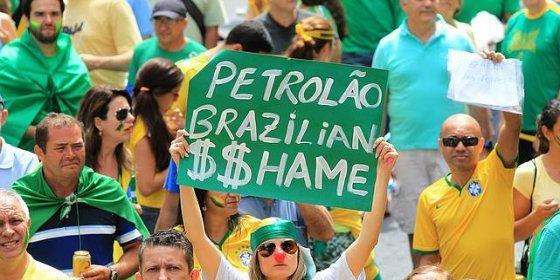 Los sobornos a los políticos del escándalo Petrobras en Brasil equivalen a 45 millones de euros