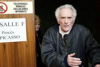 'Calambre' para el electricista de Picasso y su mujer por ocultar 271 obras del artista: 2 años de cárcel