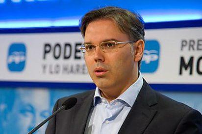 """Pizarro (PP): """"Nuestra hoja de ruta es seguir trabajando, escuchando e ilusionando a los extremeños"""""""