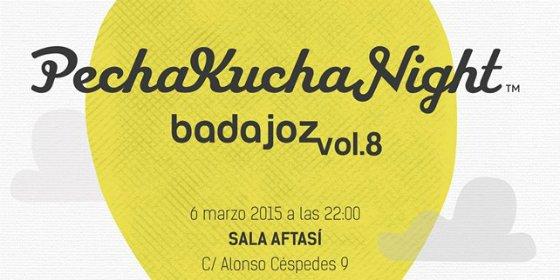 PechaKucha Night Badajoz celebra su 8ª edición