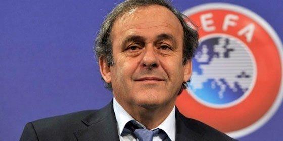 Michel Platini, reelegido por aclamación presidente de la UEFA por tercera ocasión