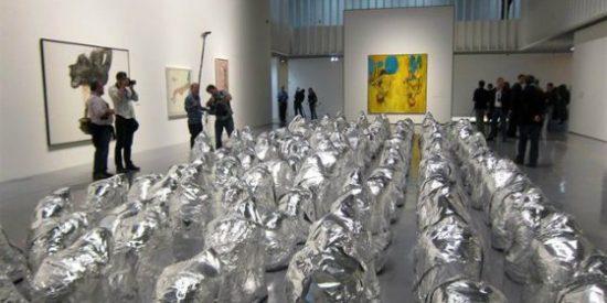 Más de 6.200 personas visitan el Centre Pompidou