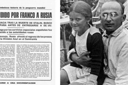 """""""¡Parad las máquinas! Traigo una exclusiva sobre Franco"""""""