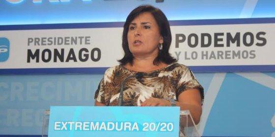 El PP denuncia cómo un directivo del SES, Ceciliano Franco, hundió la sanidad extremeña