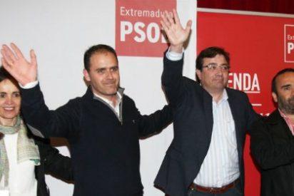 PSOE presenta la candidatura socialista de Moraleja (Cáceres)