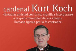 Koch habla de sus propuestas ecuménicas en La iglesia de Dios