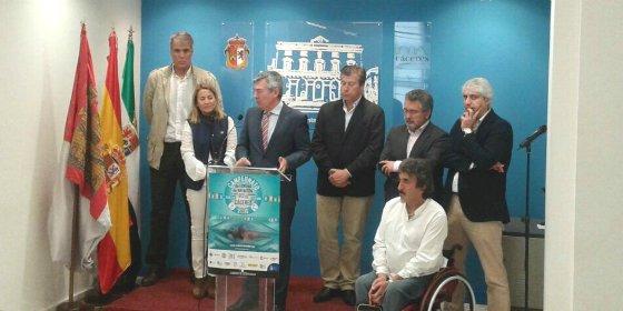 Cáceres acogerá el Campeonato de España de Natación en edad escolar y adaptada