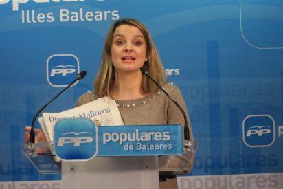 "La pregunta del PP a Armengol: ""¿Votar al PSIB será lo mismo que votar a Podemos?"""