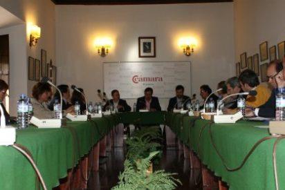 """Vara cree que hay que promocionar la capitalidad gastronómica de Cáceres """"para que sea de todos"""""""