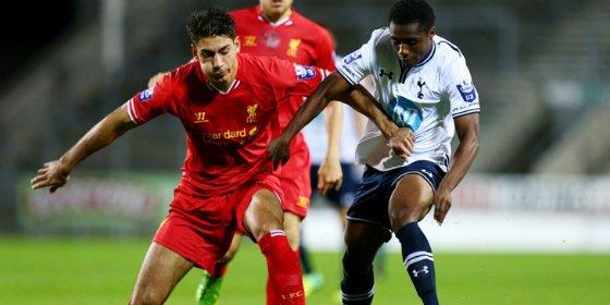 Lamenta en Twitter no haber podido cambiar el Liverpool por el Eibar