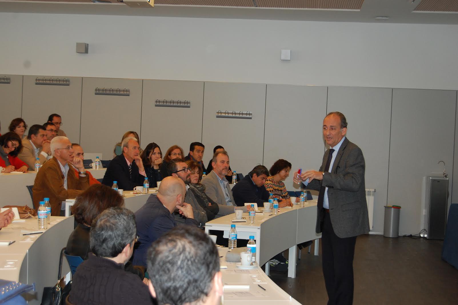 """Gabriel Pérez: """"La educación universitaria tiene que ser flexible, innovadora e internacionalizada"""""""
