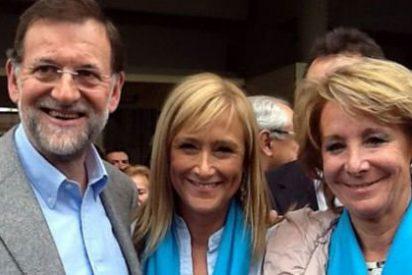 El ruido y la tensión marcan las relaciones entre el PP nacional y el de Madrid