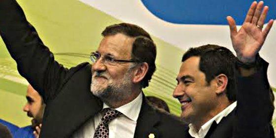 """Mariano Rajoy: """"Hay que impedir que los adanes devuelvan a España a 2011"""""""