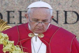 """El Papa en el domingo de Ramos: """"El estilo de Dios y de los cristianos es la humildad"""""""