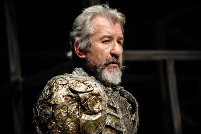 José Sacristán recibe el premio 'A Toda una Vida' de la Unión de Actores