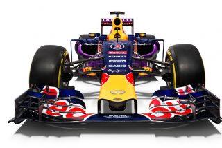 Red Bull cambia totalmente el diseño de su coche hortera