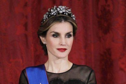 La Reina Letizia, protagonista de Vanity Fair