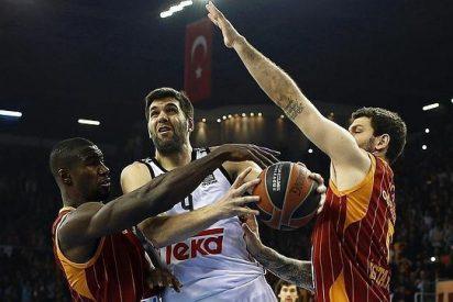 El Real Madrid de baloncesto arrasa al Galatasaray con 18 triples y 107 puntos