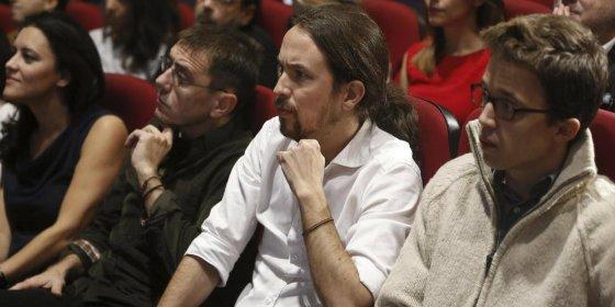 ¡Vaya tres patas para un banco! Los líderes de Podemos seguirán las elecciones en los tribunales
