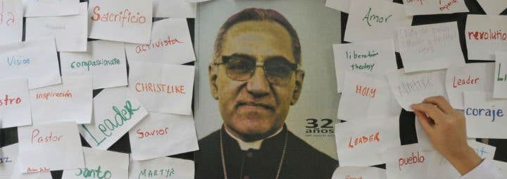 Oscar Romero, ¿patrón de los comunicadores?