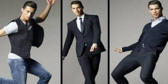 [Vídeo] El baile a lo Michael Jackson de Cristiano Ronaldo para promocionar sus lujosos zapatos