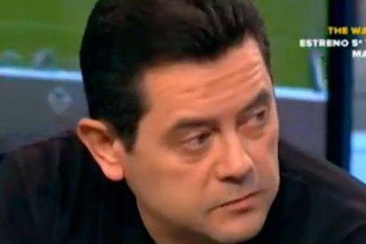"""Roncero, indignado con el Madrid: """"Da pena, es un equipo sin ganas, sin alma y que juega deprimido"""""""