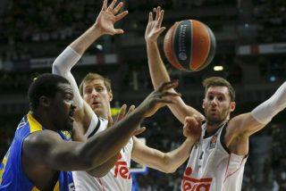 El Real Madrid se desquita con el Maccabi Electra y tendrá ventaja de campo en cuartos