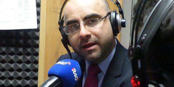 """Ricardo Ruiz de la Serna: """"Muchos políticos son máquinas de comunicar pero el problema es que luego más allá de eso no hay mucho más"""""""