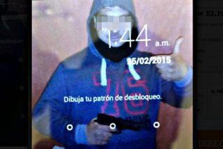 Detenido el atracador que se hizo un 'selfie' pistola en mano y con un móvil robado