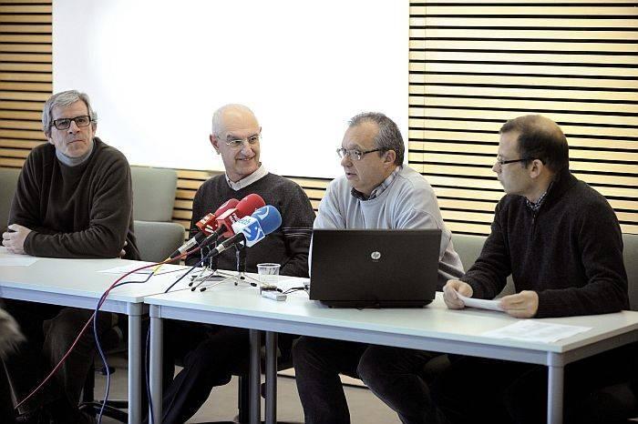 """Sacerdotes de Vitoria cuestionan la Plataforma """"Ayudas + Justas"""""""