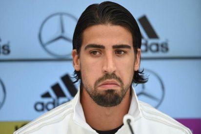 Sami Khedira confirma que dice adiós al Real Madrid