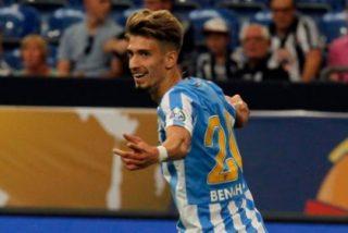 Isco alucina con un jugador del Málaga