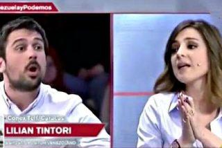 """Sandra Barneda pone en su sitio al podemita Ramón Espinar: """"Si no estás de acuerdo con los contenidos del programa, vete y punto"""""""