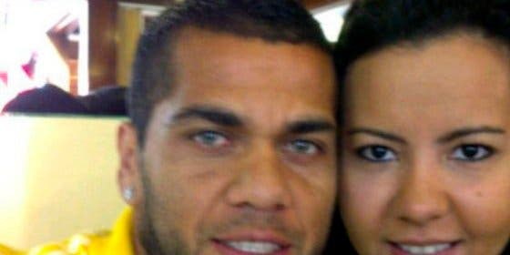 Dani Alves y su exmujer denuncian a un jugador del Almería
