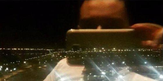 El 'selfie' del periodista deportivo antes de morir en el vuelo de Germanwings