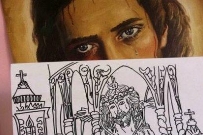 """Se entregan en Badajoz los premios del Certamen de Dibujo Solidario""""La Semana Santa en el Arte"""