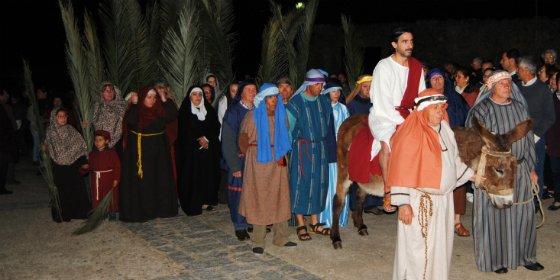Centenares de personas asisten a las primeras actividades de la Semana Santa en Valencia de Alcántara