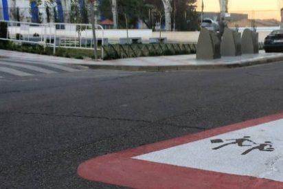 El Ayuntamiento de Don Benito ha reforzado la señalización de las zonas escolares