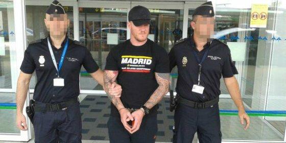 Detenido en Fuerteventura al primero de los 10 fugitivos más buscados por Reino Unido en la Operación Captura