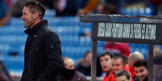 Simeone elige a estos 3 jugadores y pide que los espíen