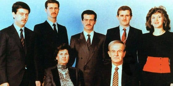 Venezuela escondió a la hermana y sobrinos del dictador sirio Bashar al Assad
