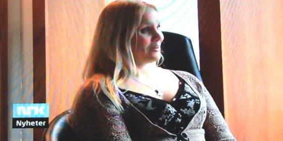 """La sueca se quedó embarazada bailando 'el Serrucho': """"Mi marido lo entiende, fue una tontería"""""""