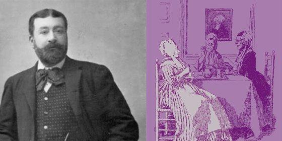 George R. Sims explica la raíz de las bromas con las suegras