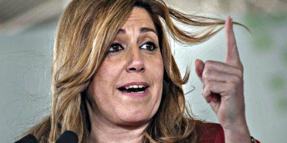Las cábalas que hace Susana Díaz de cara a su complicada investidura como presidenta