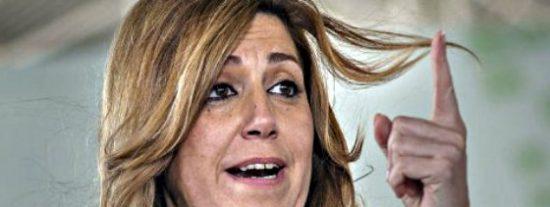 Susana Díaz la pifia en el segundo y bronco debate a tres de las elecciones andaluzas