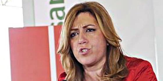 """Susana Díaz: """"Hay mucho miedo de la derecha a las urnas"""""""