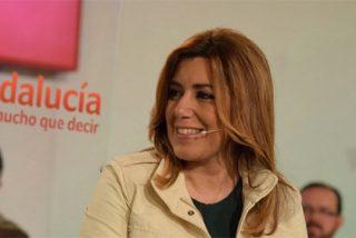 La duda de Susana Díaz: ¿pactar con Podemos o con Ciudadanos?
