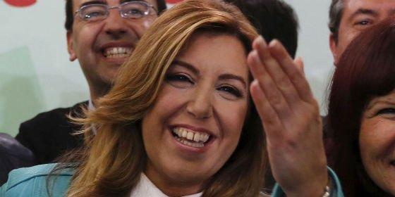 """Susana Díaz: """"Gobernaré en solitario con la estabilidad que no tenía"""""""